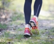 How one runs probably is more important than what is on one's feet, but what is on one's feet may affect how one runs.